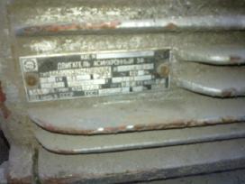 11kw 1450 aps/min trifazis variklis nuo 16k20 t1