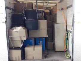Perkraustymo paslaugos, pervežimai, krovimo darbai - nuotraukos Nr. 6