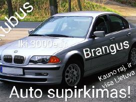 Auto Supirkimas visoje Lietuvoje, Kaune - nuotraukos Nr. 3