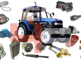 Traktorių Atsarginės Dalys Geros Kainos