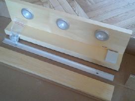 Ifo (Švedija) nauji šviestuvai 900mm ir 600mm