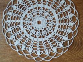 Nertos servetėlės - nuotraukos Nr. 16