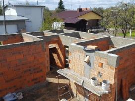 Mūro Darbai , Betonavimas, Perdangos