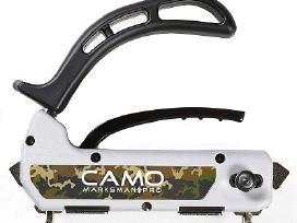 Camo - nematoma terasos tvirtinimo sistema