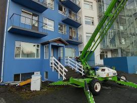 Darbas ir apgyvendinimas Islandijoje, Reikjavike