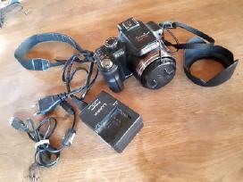 Parduodu naudotą Panasonic Lumix Dmc-fz 100