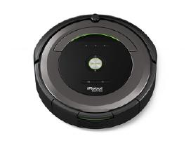 Dulkių siurblys robotas- Irobot Roomba 681