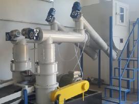 Granuliatoriai Granuliavimo linijos Granulių gamyb