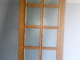 Naudotos laminuotos vidaus durys