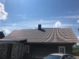 Stogų dengimas, senų namų renovacija - nuotraukos Nr. 22