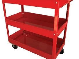 Geriausia kaina Lt, 3-jų stalčių įrankių vežimėlis
