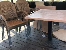 Restorano-picerijos įranga, baldai - nuotraukos Nr. 11