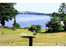 Poilsis prie ežero namelyje šeimoms iki 4 asm.