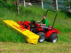 Nauji Agt traktoriai (nuo 30 iki 60 Ag)