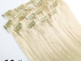 Nauji Remy plauku tresai 70gr 50cm