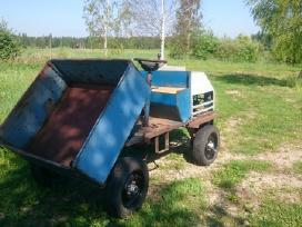 Savadarbis traktoriukas