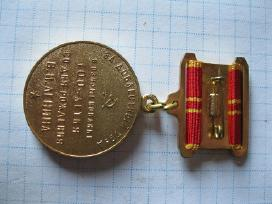 Cccp medalis....zr. foto....originalas