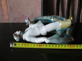 CCCP porceliano statulele zvejas.zr. foto