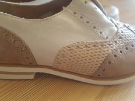 Nauji odiniai stilingi ispanų gamybos batukai.