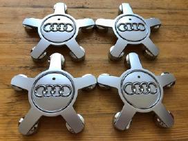 Originalūs Audi ratlankių dangteliai