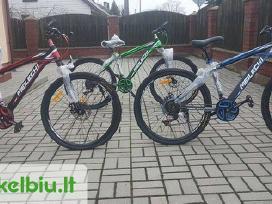 Nauji dviraciai !