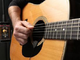 Irig Acoustic mikrafonas gitarai bei ukuletei