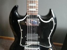 Skubiai Vintage Elektrine gitara