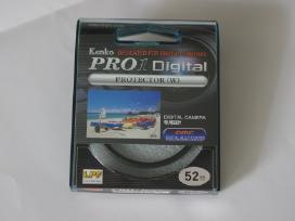 Objektyvo apsauginį filtrą Kenko Pro 1 Digital
