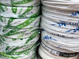 Elektros kabeliai, Elektros instaliacija