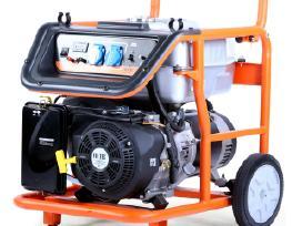 Elektros generatorius Fuxtec 6,5kw