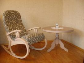 Supama kėdė, supamas krėslas