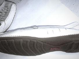 Natūralios odos sandalai - nuotraukos Nr. 3