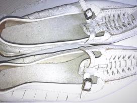 Natūralios odos sandalai - nuotraukos Nr. 5