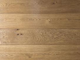 Plačios ąžuolo masyvo grindys - grindlentės - nuotraukos Nr. 6