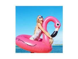 Pripučiamas plaukiojantis flamingas nuo 8.99 Eur - nuotraukos Nr. 3