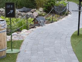 Benders Troja betoninės trinkelės - nuotraukos Nr. 3