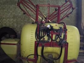 Purkštuvas Hardi, 2008 m. mažai naudotas
