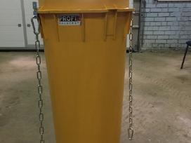 Surenk. šiukšlių latakai gelt. Hdpe Profil - nuotraukos Nr. 2