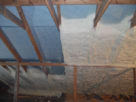 Šiltinimas poliuretanu, ekovata/įrangos nuoma - nuotraukos Nr. 18
