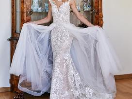 Nuostabi dviejų dalių vestuvinė suknelė - nuotraukos Nr. 2