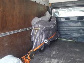 Krovinių pervežimo ir perkraustymo paslaugos - nuotraukos Nr. 16