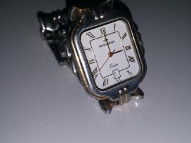 Šveicariškas moteriškas laikrodis