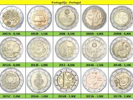 Portugalija 2 euro monetos Unc - nuotraukos Nr. 2