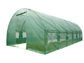 Arkinis šiltnamis Green su orlaidėmis, 10m2