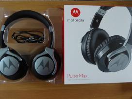 Motorola Pulse Max ausines,naujos,garantija 2m.30e