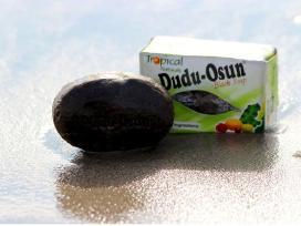 Dudu-osun juodasis Afrikos muilas gera kaina