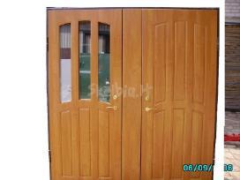 Sarvuotos durys 290 eur.