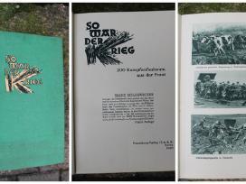 Antikvarines knygos, zurnalai, zemelapiai, dok. - nuotraukos Nr. 13