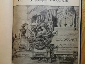 Antikvarines knygos, zurnalai, zemelapiai, dok. - nuotraukos Nr. 10