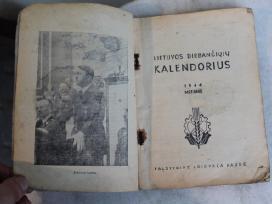 Antikvarines knygos, zurnalai, zemelapiai, dok. - nuotraukos Nr. 20